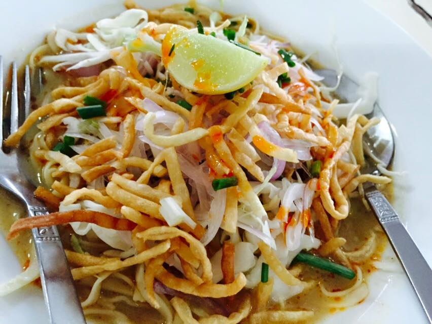 How to cook Shwe Daung Khow Suey?